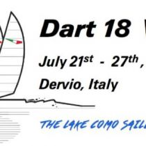 Registration open for 2018 Dart Worlds Como (Italy)