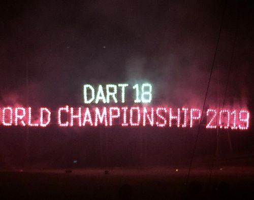 2019 Dart 18 Worlds Results