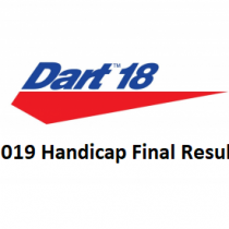 2019 Handicap Final Results
